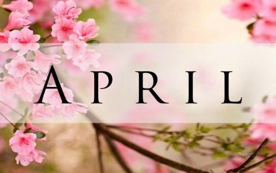 Geburtstage im April