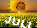 Geburtstage im Juli