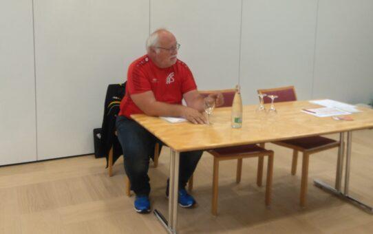 Bernhard Ulrich zu Gast in Schaffhausen